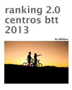 Imagen Ranking 2.0 centros btt 2013