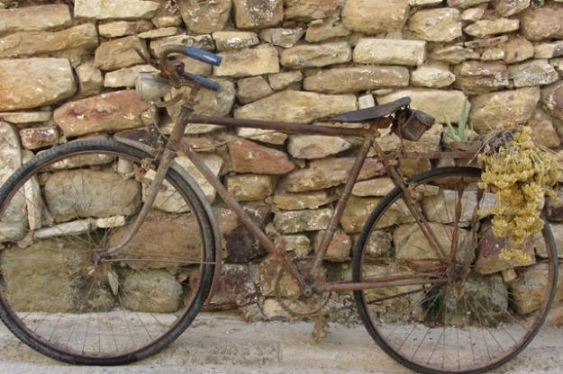 La bicicleta del abuelo I