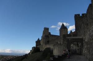 La Cite_Carcassonne